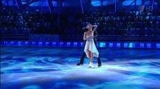 3. Чувственный танец  Лянки Грыу на льду