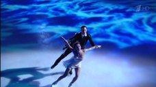 6. Чувственный танец  Лянки Грыу на льду