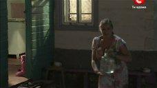 Ирина Пегова трясёт сиськами