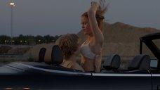 Секс сцена с Оливией Айнали в машине