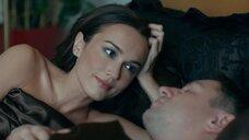 Утро с красоткой Александрой Булычевой