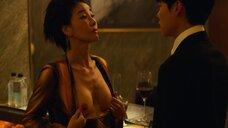 4. Чин Со-ён показывает голую грудь – Сторонник
