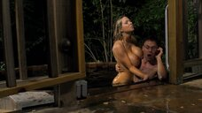 Секс с Кайли Нэш в джакузи