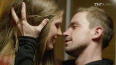 Быстрый секс с Александрой Ревенко в лифте