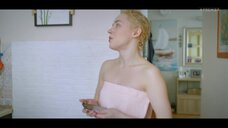 4. Анастасия Талызина в полотенце – Патриот