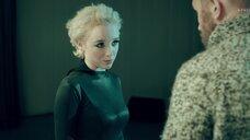 10. Анастасия Талызина в обтягивающем костюме – Патриот