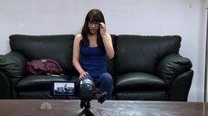 1. Ханна Маркс раздевается на камеру – Закон и порядок. Специальный корпус