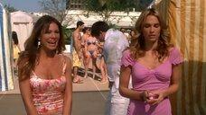 9. Секси Молли Симс возле бассейна – Лас Вегас