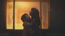 Секс сцена с Алисией Викандер