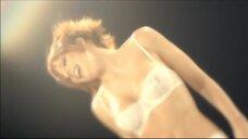 5. Милен Фармер разделась догола в клипе L'Amour N'Est Rien...