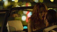 Секс с Диана Гомес в машине