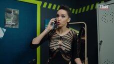 3. Татьяна Храмова в откровенном платье – Фитнес