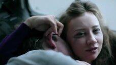 8. Секс сцена с Вильмой Кутавичюте в машине – Про Любовь