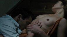 12. Горячий секс с Натальей Водяновой на лестнице – Влюблённые (2012)