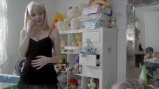 Беременная Елизавета Боярская