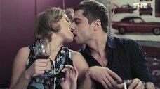 Горячий поцелуй с Кристиной Асмус