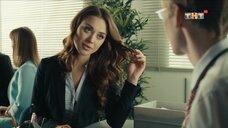 Юлия Франц соблазняет работника по кредитам