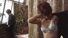 Барбара Брыльска в лифчике