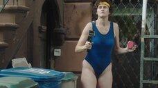 Александра Одер в купальнике