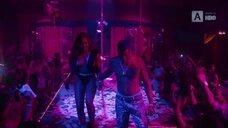 8. Шеннон Торнтон и Скайлер Джой на сцене стрип-клуба – Долина соблазна