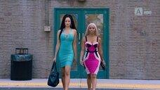 4. Секси Эларика Галлахер в платье – Долина соблазна