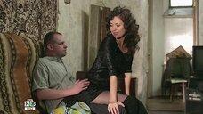 10. Соблазнительная Екатерина Климова в коротком платье – Чума
