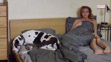 Любовь Толкалина в постели