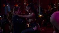 Chrystal McCoy топлес в стриптиз-клубе