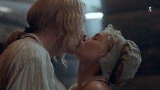 3. Эротическая сцена с Агатой Муцениеце – Тобол