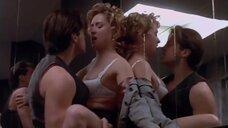 Секс с Ниной Семашко в лифте