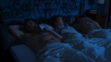 6. Групповая секс сцена с Матильдой Де Анхелис – Безрассудная жизнь