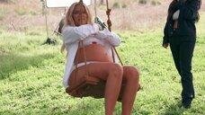 Беременная Хлоя Кардашьян