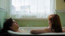 Совместная ванна с Лавинией Вильсон