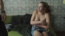 Эротическая сцена с Софьей Лебедевой