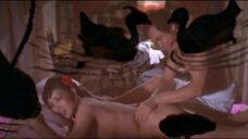 Эротический массаж для похотливой женщины