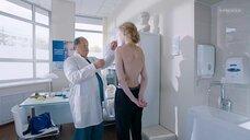 Светлана Ходченкова на осмотре у доктора