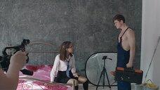 1. Съемка секса с Любовью Аксеновой – Глубже!