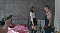 Съемка секса с Любовью Аксеновой