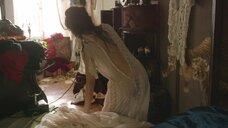 12. Обнаженная Михалина Ольшанска в ванной – Коронация