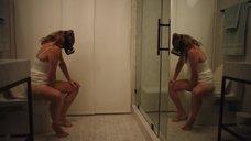 Алисия Сильверстоун мастурбирует в 3D очках
