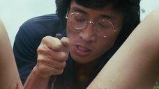 12. Сцена изнасилования Рэи Окамото – Нападение Джека-потрошителя