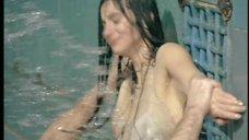 7. Екатерину Стриженову и Элизабет Шофилд намочили и сорвали одежду – Купание принцев