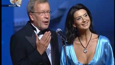 4. Екатерина Стриженова на премии «Человека года» по версии журнала GQ 2007
