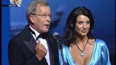 Екатерина Стриженова на премии «Человека года» по версии журнала GQ 2007