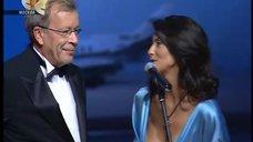6. Екатерина Стриженова на премии «Человека года» по версии журнала GQ 2007