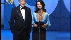 7. Екатерина Стриженова на премии «Человека года» по версии журнала GQ 2007