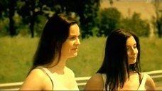 1. Екатерина Стриженова, Татьяна Арно и Екатерина Андреева в рекламе 1-го телеканала