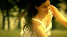 4. Екатерина Стриженова, Татьяна Арно и Екатерина Андреева в рекламе 1-го телеканала
