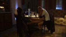 8. Екатерина Стриженова в черной ночнушке – У каждого своя война