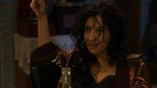 9. Екатерина Стриженова в черной ночнушке – У каждого своя война